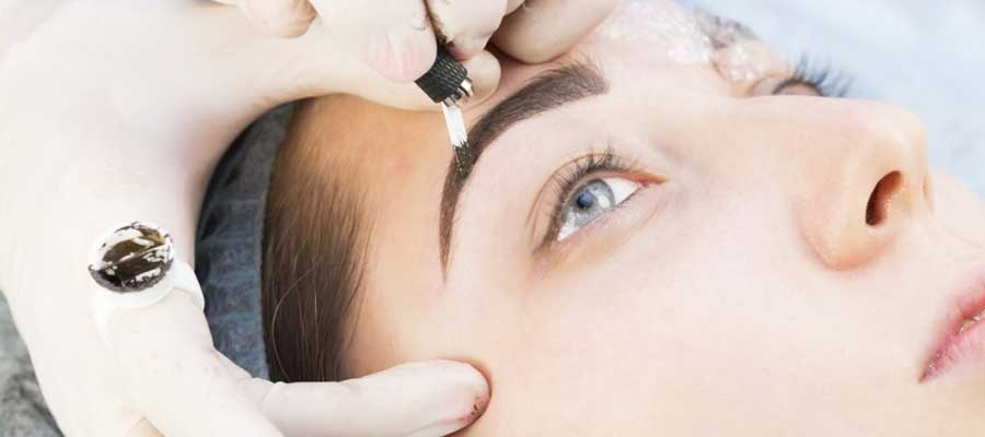 Eyebrow Correction at our Miami MedSpa